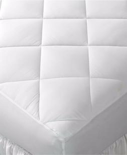 Home Design Mattress Pad with Skirt King
