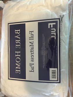 Bare Home Pillow-Top Premium Mattress Pad - 1.5 Inch Cooling