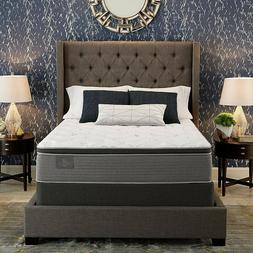 Serta Bellagio at Home Full Pillowtop Mattress Set Standard