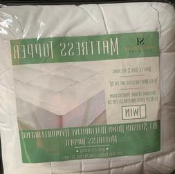 Sweet Home Collection All Season Down Alternative Mattress T