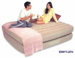 INTEX HOME COMFORT QUEEN AIR BED RAISED MATTRESS AIRBED - NE