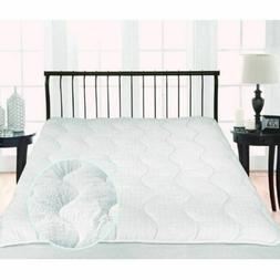 Home Reversible Mattress Pad, 300 Thread Count St. James Hom