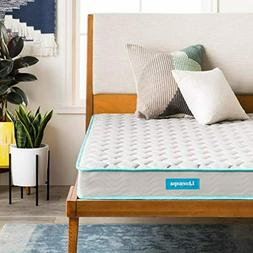 Innerspring Mattress 6-inch Spring Support Firm Bed Medical