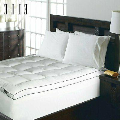 1200 thead count cotton rich solid mattress