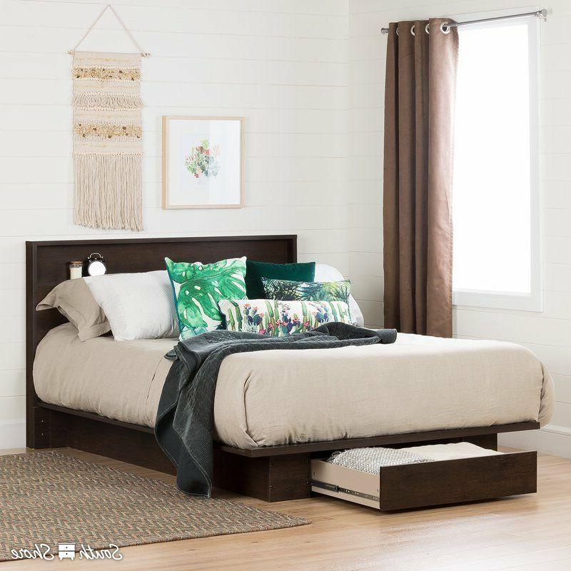 4 Piece Finish One Drawer Bed Furniture
