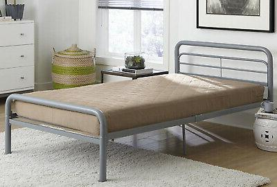 """DHP 3112398 Quilted Bunk Bed Mattress, 6""""/Twin, Tan"""