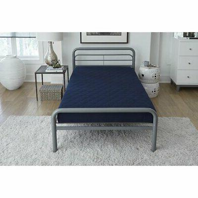 """6"""" Quilted Mattress Size Bedroom Bed"""