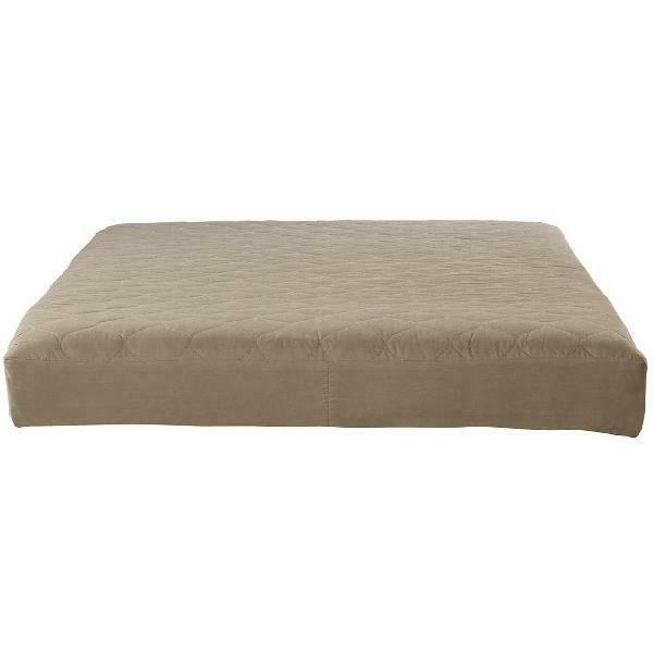 """Cozy 6"""" Quilted Mattress Foam Home"""