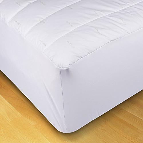 ecopure quilted mattress pad