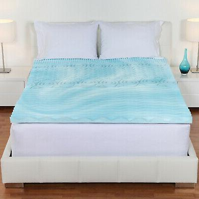 Orthopedic Foam Mattress Bed 2 Thick Size Bedroom