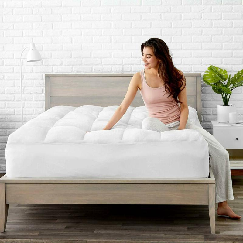 Bare Home Pillow-Top Extra Long - Alternati