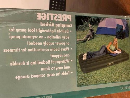 Intex Inflatable Mattress/4 both in-home/camping