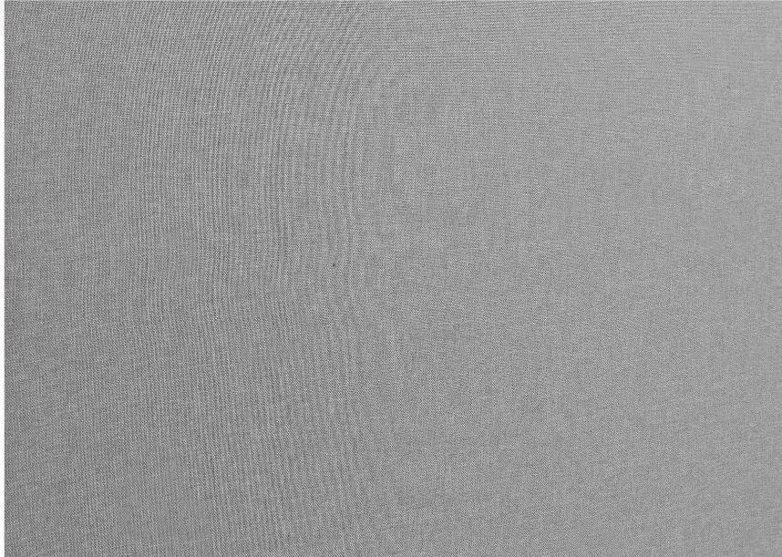 Queen Size Fabric Frame Gray Home Decor For Mattress And Box Spring
