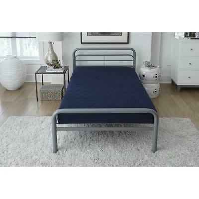 """6"""" Quilted Twin Memory Home Bed Sleeping -"""