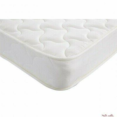 Twin Size Inch Reversible Home White Signature Sleep