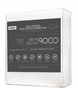 Lulltra Waterproof Mattress Protector by Coop Home Goods - C