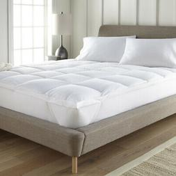 Home Collection Mattress Topper Premium Ultra Soft Overfille