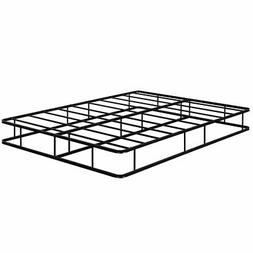 Queen Size Bed Frame Metal Bed Mattress Base Foundation Home