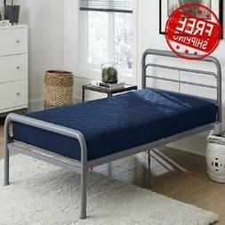 Quilted Mattress Memory Foam Home Bedroom Bed Sleeping Furni