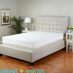 Renew Revive Sienna 11 in Cal King size Latex Mattress Home