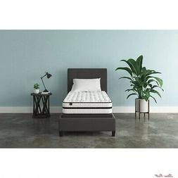 Twin Size Mattress 10 Inch Home Indoor Hybrid White Gel Memo