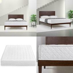 Twin Size Mattress 8 Inch Luxury Bedroom Coil Spring Back Pa