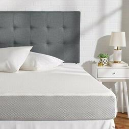Twin Size Mattress Memory Foam Soft Home Indoor Durable Fabr