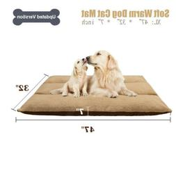 Warming Pet mat for Dog Cat Soft Washable Pad Home Indoor Ou