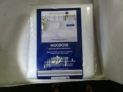 """Huntington Home Water Resistant Mattress Bed Pad 39""""X 54"""" 3"""