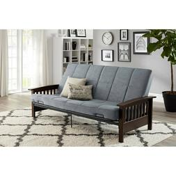 DHP 8-Inch Independently-Encased Coil Futon Mattress Full Si